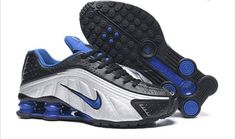 The Nike Shox is back and comes with updated technology with its already forward thinking style. These sneakers feature the latest Shox heel design with leather upper, mesh and foam cushioning. Popular Nike Shoes, Cheap Nike Shoes Online, Wholesale Nike Shoes, Nike Shoes For Sale, Nike Shoes Outlet, Cheap Wholesale, Mens Nike Shox, Nike Shox For Women, Nike Shox Shoes