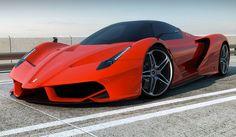 Fantastic Ferrari F70 Design Concept