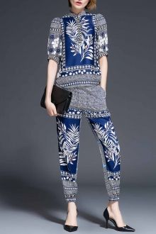 Join Dezzal, Get $100-Worth-Coupon GiftPrinted Blouse and Pencil Pants TwinsetFor Boutique Fashion Lovers Only: Designer Collection·New Arrival Daily· Chic for Every Occasion