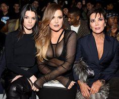 Pin for Later: Le Défilé Kanye West x Adidas a Attiré Beaucoup de Beau Monde