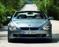 BMW 645ci Bild