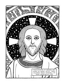 AMAING CATHOLIC COLORING PAGES ~ DANIEL MITSUI