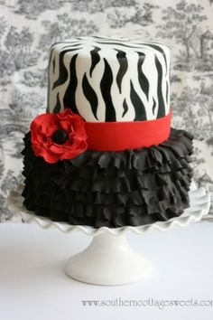 Zebra Cake Ideas (70 Photos)   More Cake IdeasMore Cake Ideas