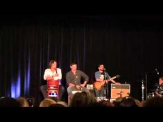 Jensen Ackles and Jared Padalecki Panel-SPN DCcon 2015 - 6