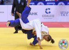 Majlinda Kelmendi (KOS) - World Championships Chelyabinsk (2014, RUS) - © IJF Media Team, IJF