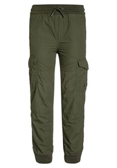 Cargohose - army jacket green