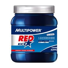 Suplimente Multipower. Red Kick este un supliment energizant cu continut de guarana si cafeina Energy Drinks, Kicks, Health Fitness, Healthy Recipes, Athlete, Healthy Eating Recipes, Healthy Food Recipes, Clean Eating Recipes, Fitness