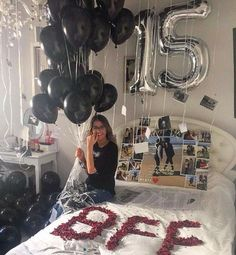 Birthday Presents For Boyfriend Valentine Gifts Ideas birthday gifts 612771093029964445 Best Friend Birthday Surprise, Birthday Present For Boyfriend, Cute Birthday Gift, Good Birthday Presents, Presents For Boyfriend, Birthday Diy, Birthday Room Surprise, Birthday Wishes, 15th Birthday