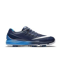 Mens Golf Shoes Idea | Nike Mens Lunar Control 4 Golf Shoe Midnight NavyWhitePhoto Blue 9 M US -- Details can be found by clicking on the image. Note:It is Affiliate Link to Amazon. #tflers