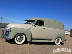 Chevrolet : Other Pickups Panel Chevrolet Trucks, Gmc Trucks, Trucks Only, Chevy Van, Panel Truck, Classic Chevy Trucks, Vintage Trucks, Station Wagon, Impala