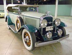 1931 Buick Model 865 Phaeton/ Convertible Sedan