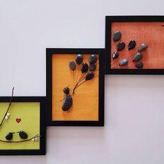 #handmade#artinmente#art#realisticarts#tagsforlike#instagood#pebbles#pebbleart#gift#birds#love#girl#sun #lovemyart