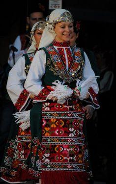 "Ансамбъл ""Странджа"" - Бургас / Ensemble Strandja - Burgas, Bulgaria"