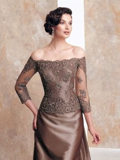 Chic dress fro the mother of the Bride & Groom