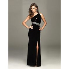 Nice black dress. Love fashion Party Wear Evening Gowns b16d8018f667