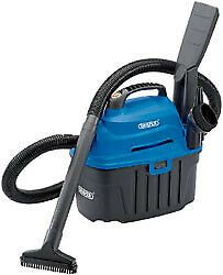 Draper 06489 10l 1000w 230v Wet And Dry Vacuum Cleaner Aspirateur Nettoyage Menage
