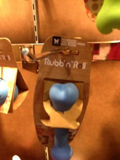 Simply Fido new rubber toy