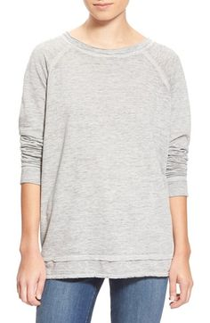 Stem Long Sleeve Raglan Tee available at #Nordstrom