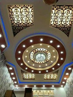 40 Stunning Ceiling Design Ideas to see More Visit👇 – Ceiling 2020 Drawing Room Ceiling Design, Plaster Ceiling Design, Gypsum Ceiling Design, Interior Ceiling Design, House Ceiling Design, Ceiling Design Living Room, Bedroom False Ceiling Design, Ceiling Light Design, Roof Design