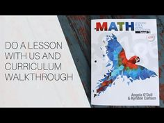 Masterbooks Math For a Living Education Level 3 | Curriculum Walkthrough and Do a Lesson with Me - YouTube