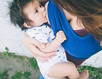 If you're a new mom, you probably have lots of questions about breastfeeding, including how to know if your baby has a good latch, how often to breastfeed, and how to know if your baby is getting enough breastmilk.
