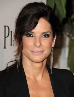 "Sandra Bullock. Can't say ""gorgeous"" enough to describe her."