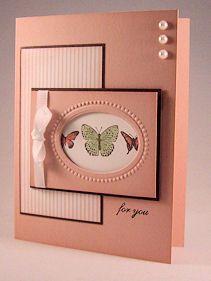 oval embossing folder kindness matters