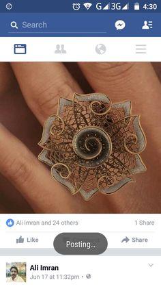 Diamond Jewelry, Gold Jewelry, Jewelry Rings, Jewelery, Wedding Jewelry Sets, Bridal Jewelry, Latest Gold Ring Designs, Gold Jewellery Design, Latest Jewellery