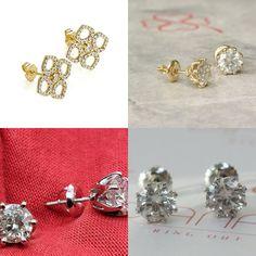 #jewelry #earrings #studearrings #diamondearrings #padani #flowerearrings #giftforher #bridalearrings #luxuryearrings #anniversarypresent #flourishearrings #custommade #naturaldiamond #14kyellowgold #flowerdiamond #engagementgift
