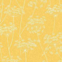 Aura Wallpaper In Yellow