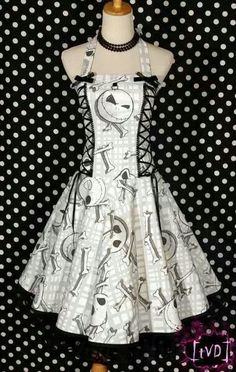 Nightmare before Christmas dress <3