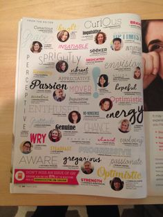 Cool idea for a yearbook module.