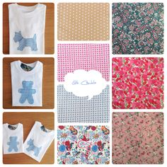 Camisetas y sweaters personalizados ( dibujos y telas) en Little Candela  ~  https://m.facebook.com/little.candela.7