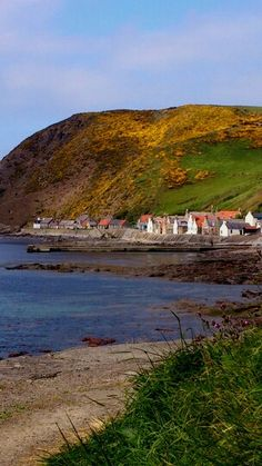 Crovie - N E Scotland