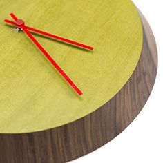 Our exhibitors: Acorn - DIN 2016 #design #milandesignweek #wood # nature #clock #time #fuorisalone #modern #DIN2016