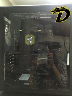 Super máquina #dragonpc #top