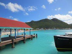 Philipsburg, St. Maarten, Caribbean