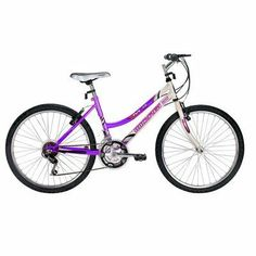 "Girl's M40 Mountain Bike by Micargi. $148.04. PurpleKidsM40Mn Color: Purple Features: -Mountain Bike collection. -24"" MTB hi-ten steel Y-type full suspension frame. -Fork: Downhill double forged spring pressure suspension. -Derailleur: HG-04. -Shifters: Grip shift. -Crank set: Plastic/steel 28/38T. -Handle bars: Steel CP. -Stem: Steel CP. -Brake levers: Alloy/plastic. -Brakes: Plastic with steel V-brake. -Free wheel: Chinese 6-speed. -Seat post: Steel CP. -Hubs: Steel CP 36H. -Ag..."