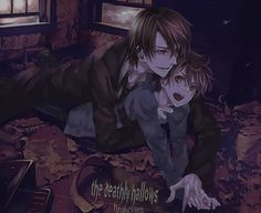 tom riddle and harry potter fan art - Google Search