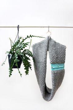 knitted scarf – renskeversluijs