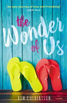 The Wonder of Us Buch von Kim Culbertson versandkostenfrei - Weltbild. Ya Books, Good Books, Books To Read, Jennifer Niven, Realistic Fiction, Latest Books, Book Recommendations, Book Worms, Childrens Books