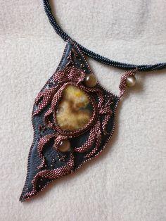 Beautiful beading jewelry by Ludmila Gubinova   Beads Magic