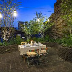 Marylebone London garden design by Todd Longstaff-Gowan and built by The Garden Buidlers