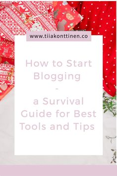 I receive e-mails from amazing people who have long dreamed about blogging. The threshold to start a blog can be high if, as a beginner, you are unsure where to begin. Read on to discover how to start blogging. I'll share with you my survival guide for the best tips and things you should consider, and the tools you'll need as a beginner blogger. Visit my blog: www.tiiakonttinen.co #howtostartablog #bloggingforbeginners Make Money Blogging, How To Make Money, Cupping At Home, 90 Day Plan, Meet Friends, Blog Topics, Free Blog, Amazing People, Survival Guide