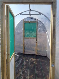 Did you know? Polytunnels can be built on a slope - http://www.premierpolytunnels.co.uk/construction-advice/