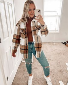 Simple Fall Outfits, Winter Fashion Outfits, Fall Winter Outfits, Cute Casual Outfits, Stylish Outfits, Simple College Outfits, Fall College Fashion, Cute Everyday Outfits, Winter Clothes