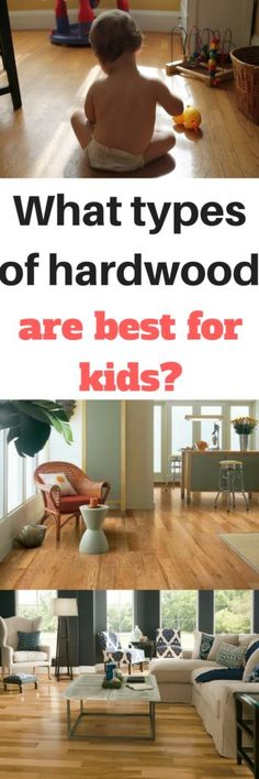 If you have kids, what types of wood flooring hold up best?  This reviews species, stain colors and finishes for durability and scratch resistance.
