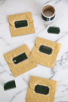 ★ラベリングに便利!ナチュラルキッチン・おすすめマスキングテープ |インテリアと暮らしのヒント