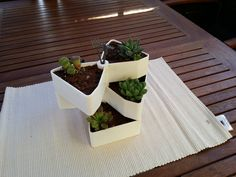 Garden Rotation Pot for small flowers by frankjoke  http://thingiverse.com/thing:291066