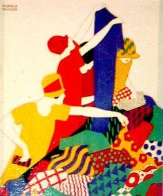 1920's poster (London Transport)